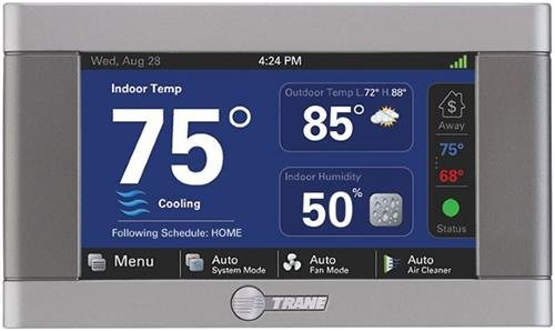 Trane XL824 Thermostat