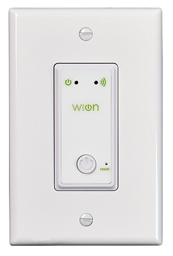 WiOn Indoor Wifi Light Switch