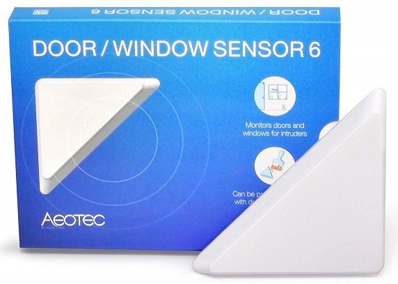 Aeotec Door and Window Sensor 6