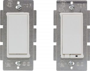 GE Z-Wave Plus Three-Way On Off Switch Kit