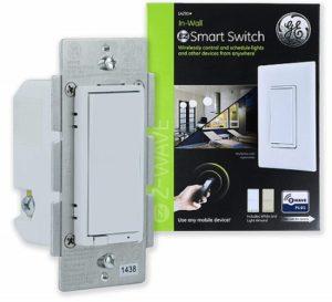 GE Z-Wave Plus Wireless Smart Lighting Control