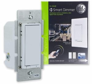 GE Z-Wave Smart Light Dimmer Switch
