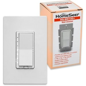 HomeSeer HS-WD100 Z-Wave Plus Dimmer Switch