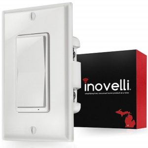 Innovelli Z-Wave Plus In Wall Light Switch